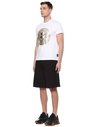 Versace Jeans Şort Siyah